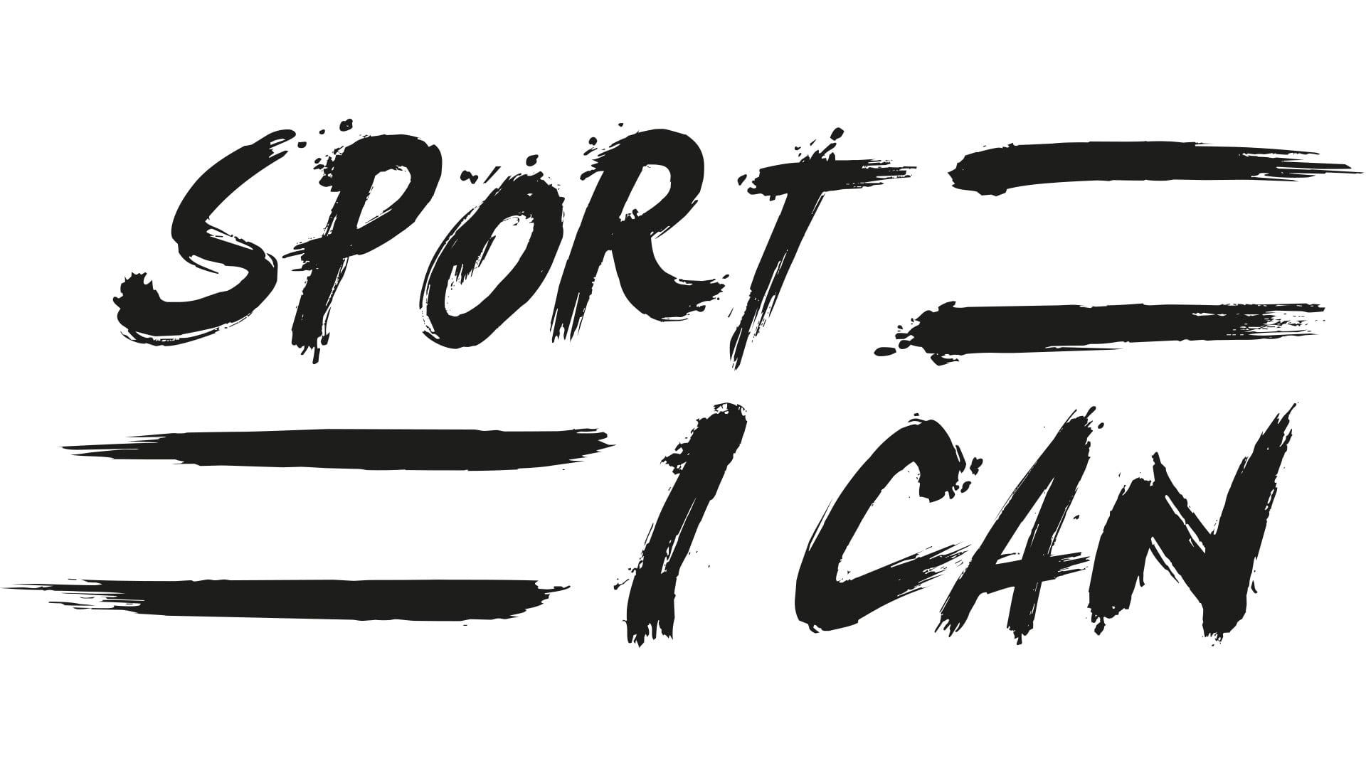 Logo Sport, I Can